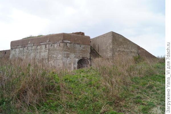 Бастионы
