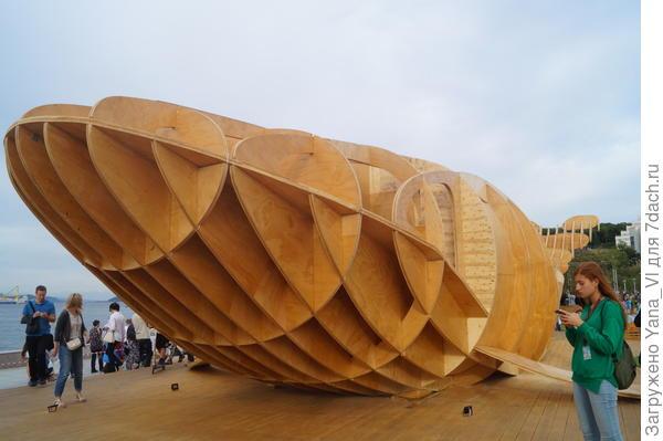 деревянный кит
