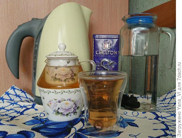 "Чай ""пушистый"""