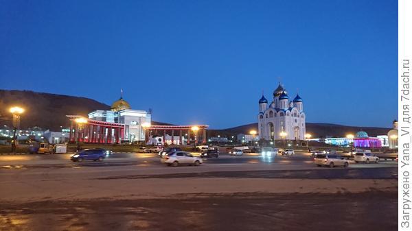 Собор и музей Победы