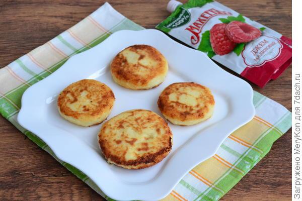 Сырники для диеты протасова