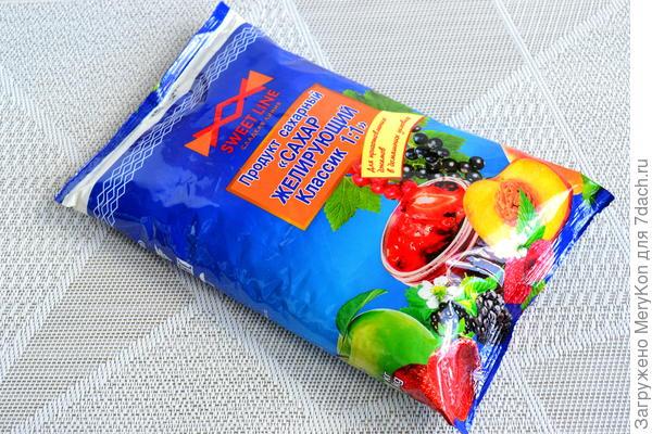 Варенье из клубники с желирующим сахаром - пошаговый рецепт приготовления с фото