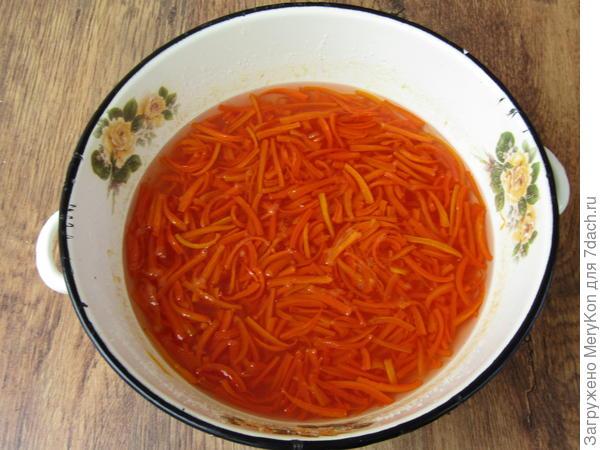 Брусничное варенье с морковью. Пошаговый рецепт с фото