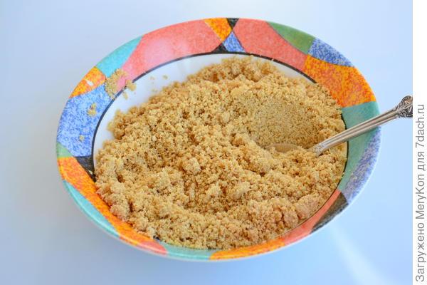 Гомасио — кунжутная соль. Рецепт приготовления с фото