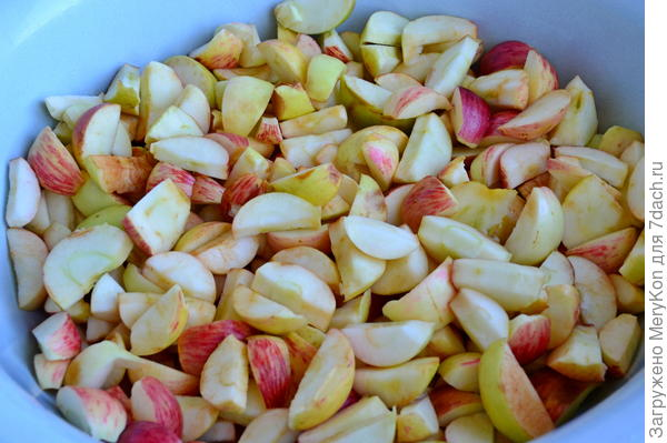Яблочное варенье с брусникой - пошаговый рецепт приготовления с фото