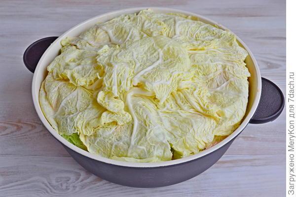 Голубцы с савойской капустой - пошаговый рецепт приготовления с фото