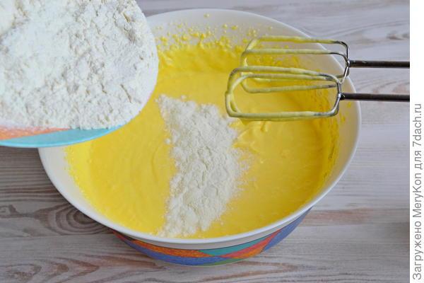 Пасхальный кулич на желтках - пошаговый рецепт приготовления с фото