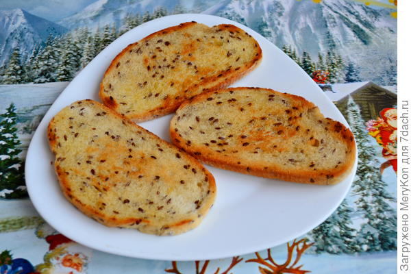 Бутерброды с хурмой гриль и сливочным сыром. Рецепт приготовления с пошаговыми фотографиями
