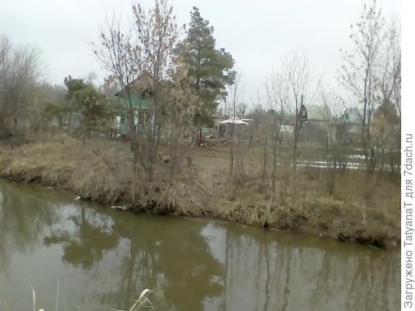 угрюмая река