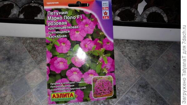 Марко Поло розовая