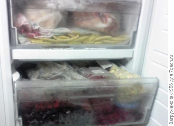 морозильник на 6 ящиков