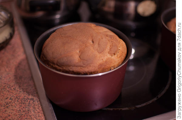 Хлеб в форме