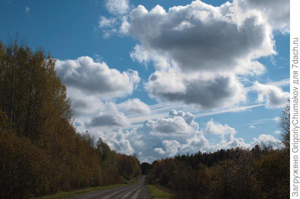 дорога на г. Ачинск