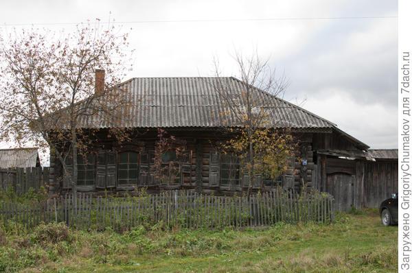 Дом общий вид