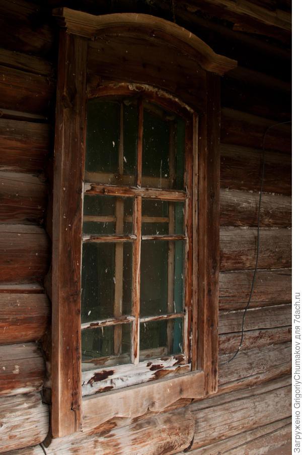 окно водворе