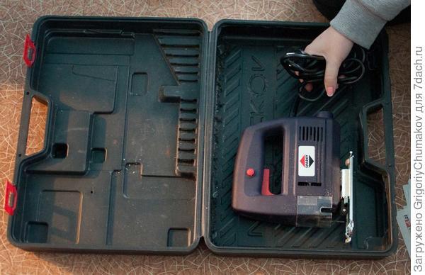 чемодан и лобзик