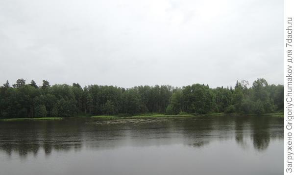 еще вид озера