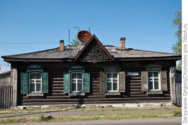 Дом в г. Енисейск