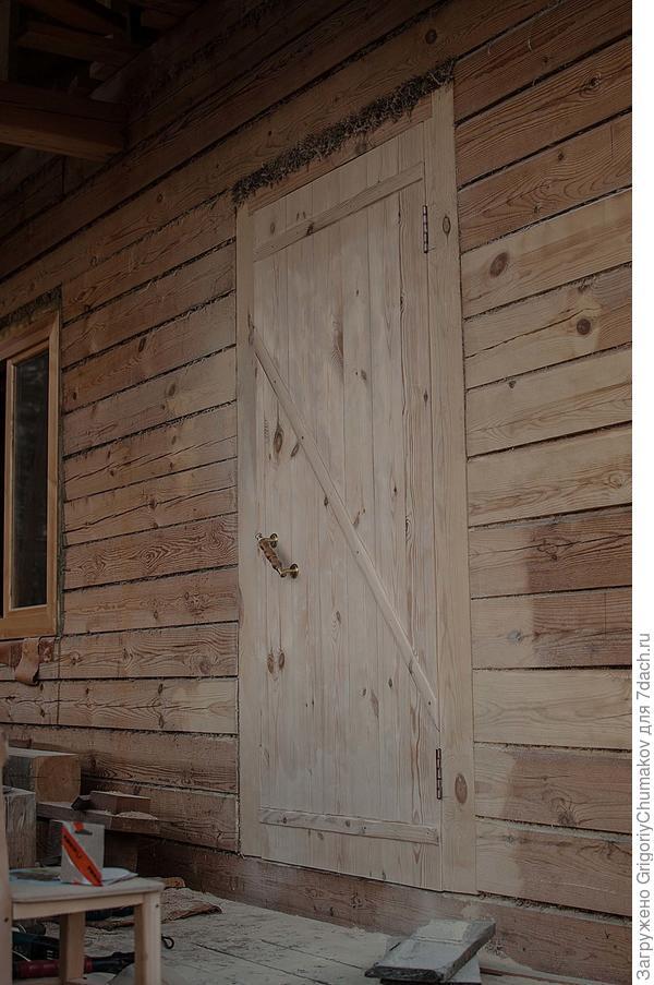 моя дверь