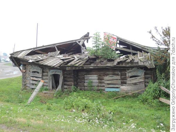 Дом без хозяина, как тело без души - труп, который разрушается :(