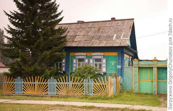 дом ул. Советская 126
