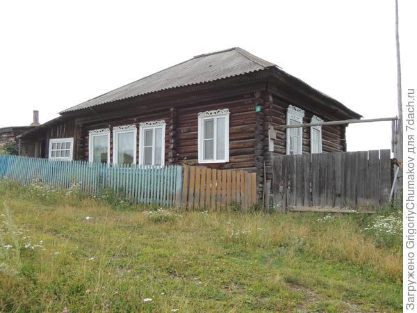 д. Ивановка дом без улицы
