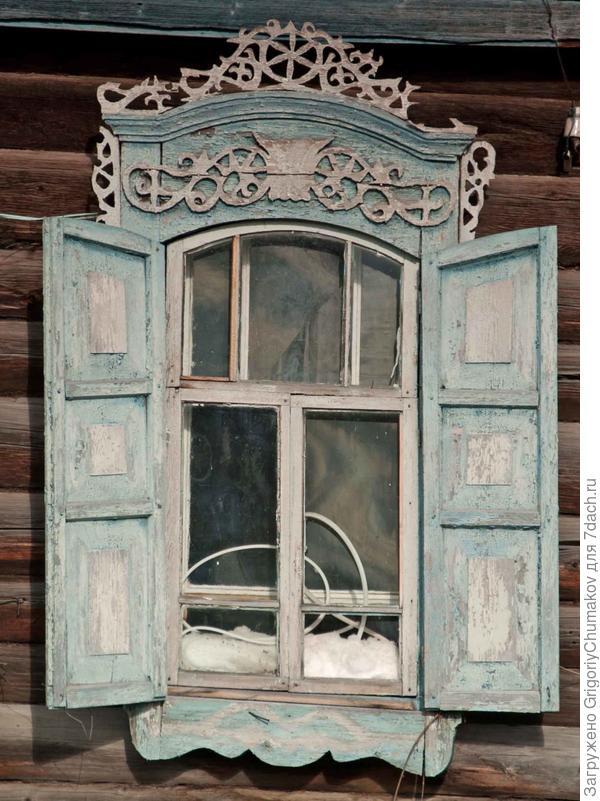 окно  Старая Еловка