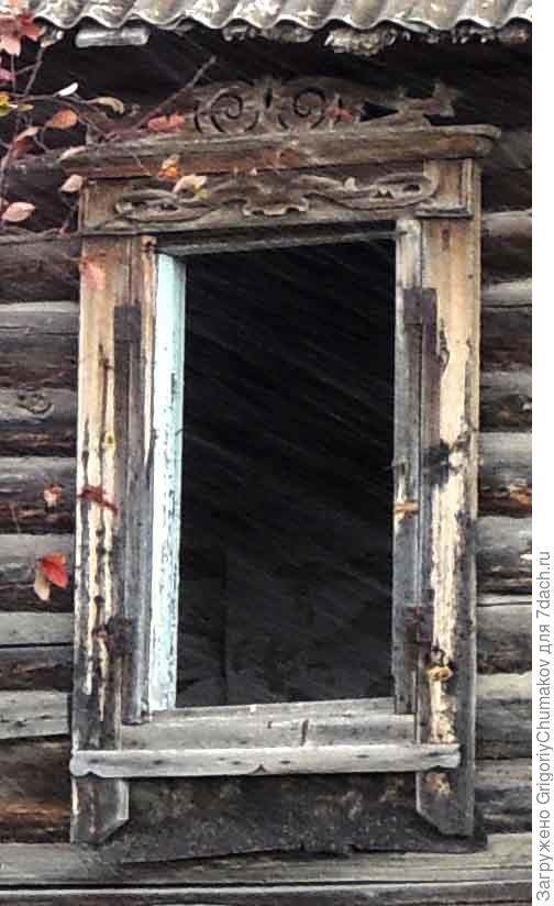 окно Кирчиж