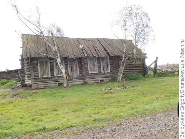 ещё брошенный дом