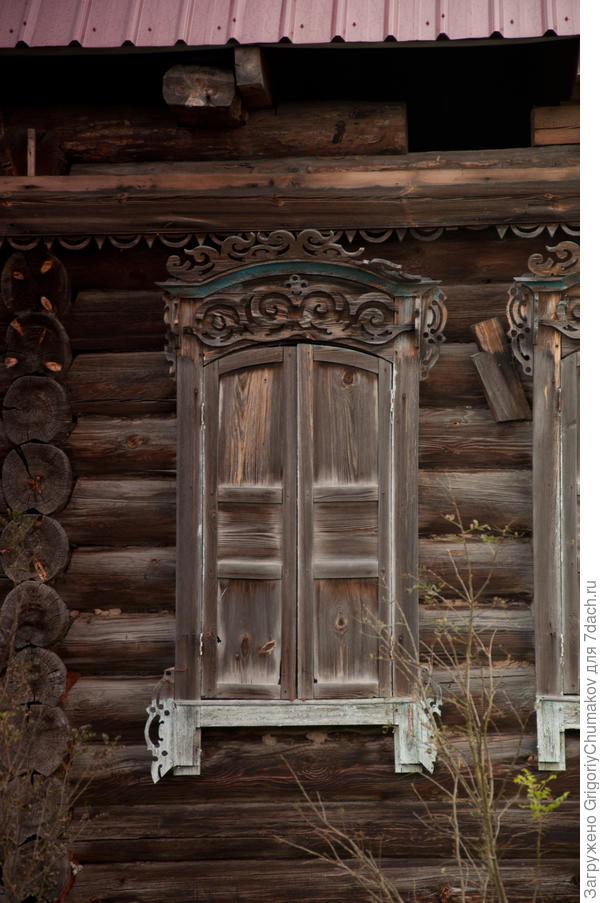 Окно села Арефьево