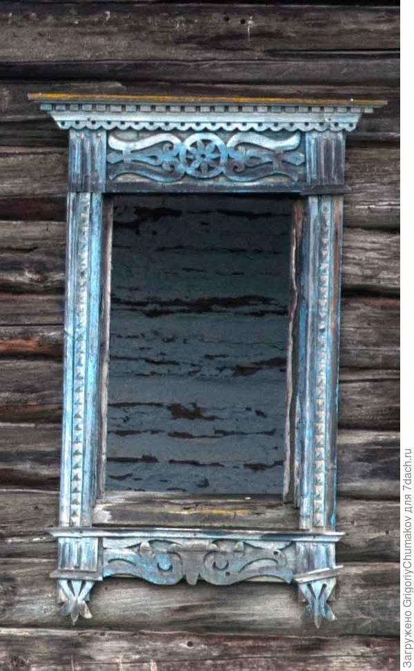 Окно села Кирчиж
