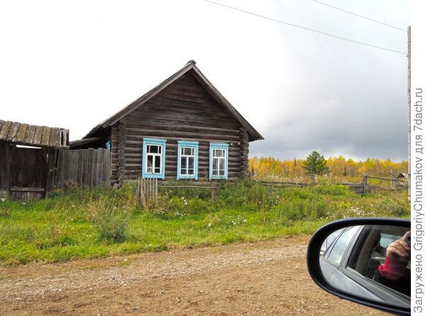 ещё дом без хозяев