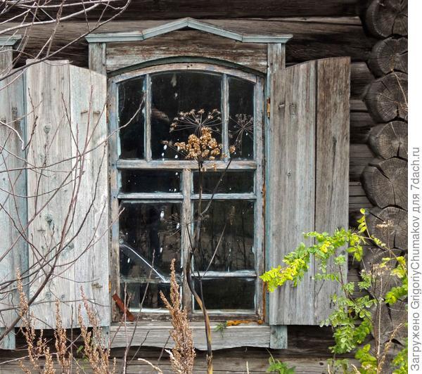 Простое и красивое окно