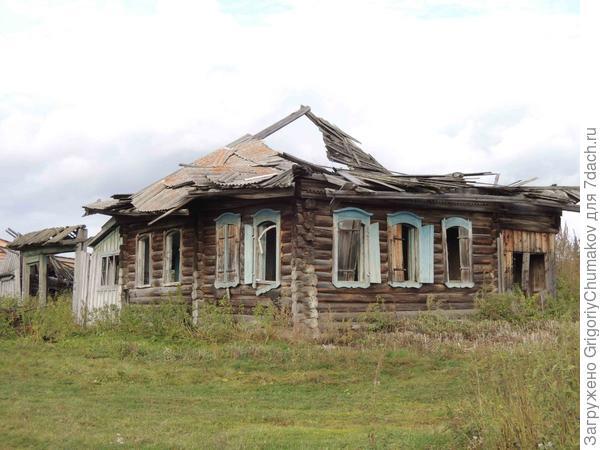 Умирающий дом