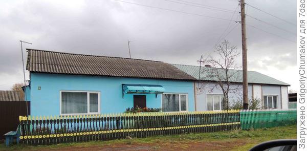дом советской эпохи