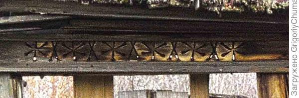 Узор с ворот