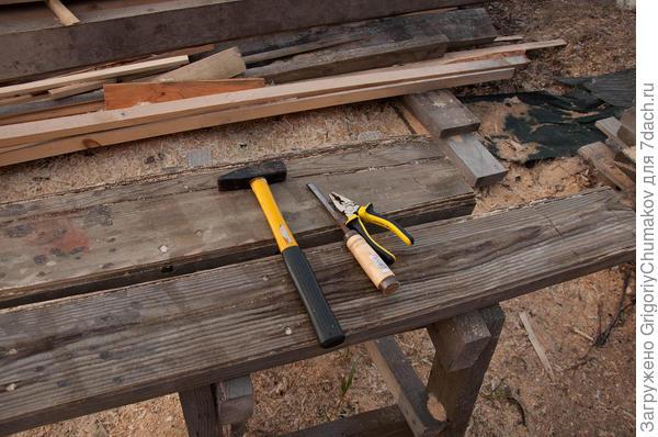 Инструменты для извлечения стекла