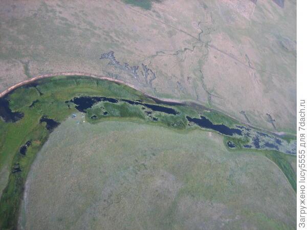 Речка Караганка