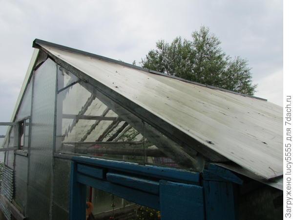 А это пк крыша моей стеклянной теплицы