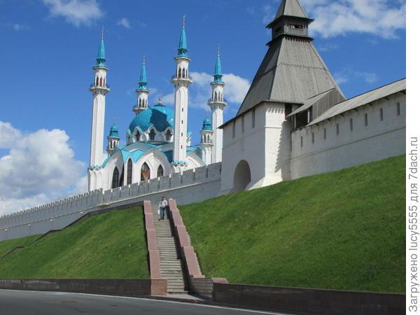 Знаменитая мечеть Кул Шариф