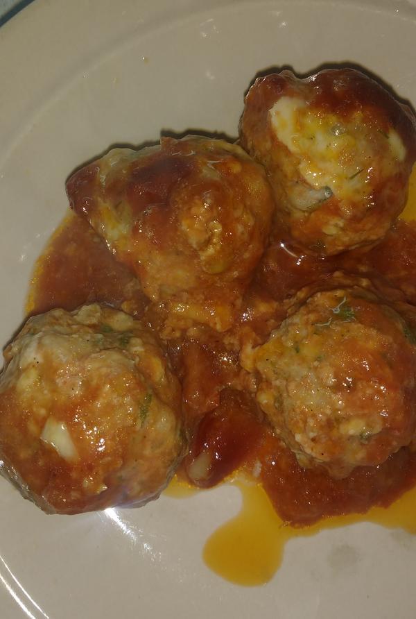 Тефтели по-итальянски в томатном соусе. Пошаговый рецепт с фото