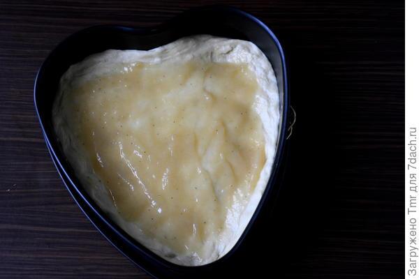 формовка пирога
