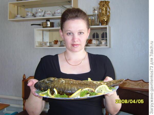 Я с рыбкой