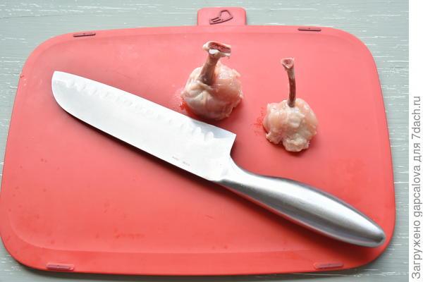 Крылышки бон-бон в духовке - пошаговый рецепт приготовления с фото