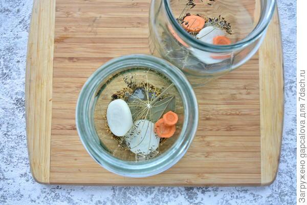 Маринованные огурцы по-болгарски. Пошаговый рецепт с фото