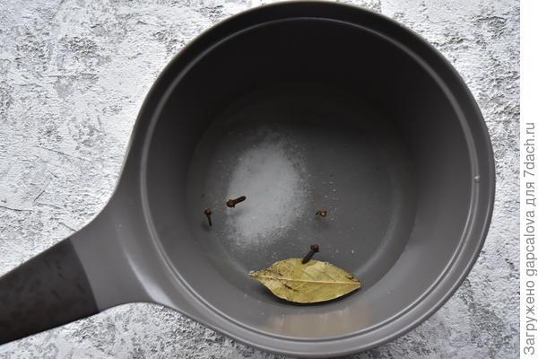 Закуска из баклажанов в пикантном маринаде. Пошаговый рецепт приготовления с фото