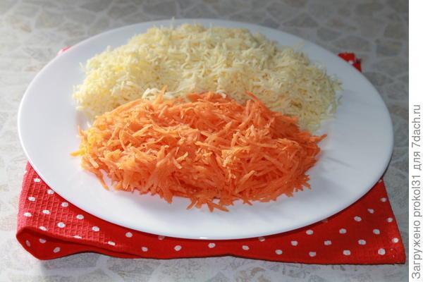 сыр. морковь