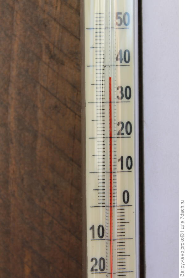 июньская температура
