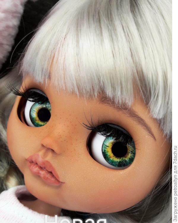 куклы Блайз в исполнении Юли