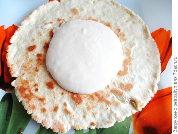 Торт без выпечки, а проще - торт сковородочный - пошаговый рецепт приготовления с фото